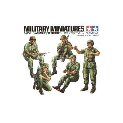 U.S. Armoured Troops