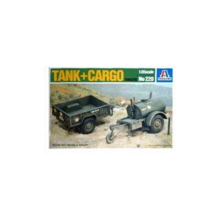 Tank + Cargo Trailers