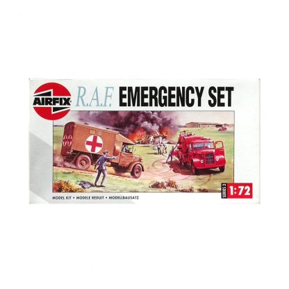 R.A.F. Emergency Set