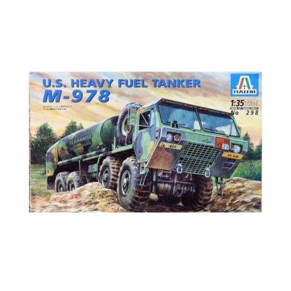 U.S. Heavy Fuel Tanker M-978