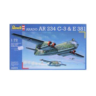 Arado Ar 234 C-3 & E 381