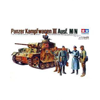 German PanzerKampfWagen III Ausf.M/N