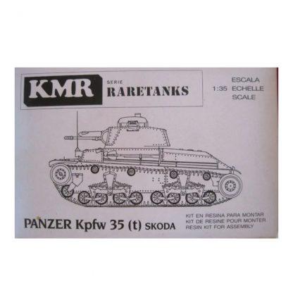 Panzer Kpfw 35 (t) Skoda