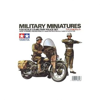 US Military Police set