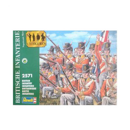 Britische Infanterie - Napoleonic Wars