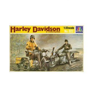 Harley Davidson - 2 motorcycles