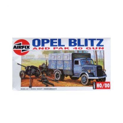 Opel Blitz & PaK 40 Gun