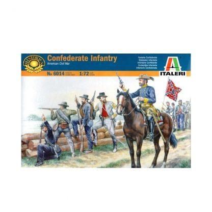 Confederate Infantry - American Civil War