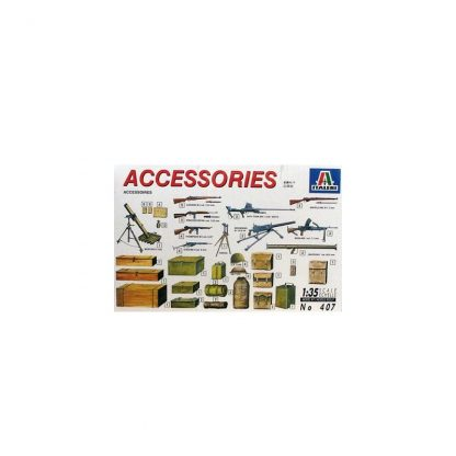 Allied Accessories - Army