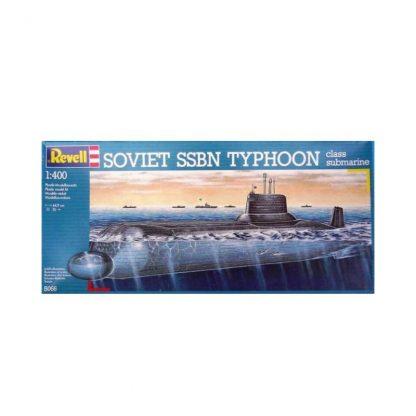 Submarine Typhoon Class