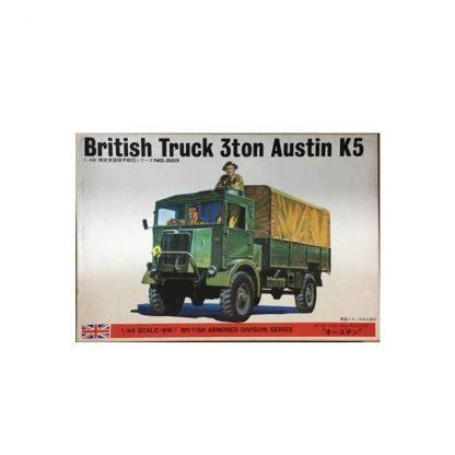 British Truck 3 ton Austin K5