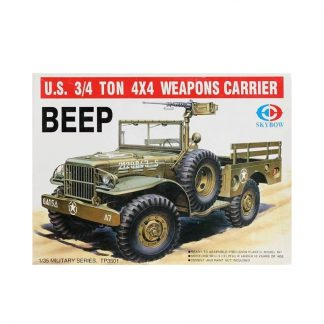 U.S. 3/4ton 4x4 Weapons Carrier BEEP
