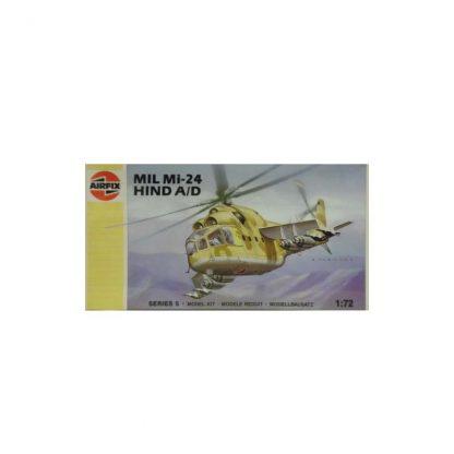 Mil Mi-24 Hind A/D