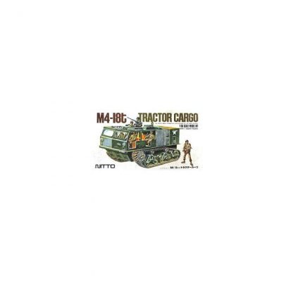 M4 18-ton Tractor Cargo