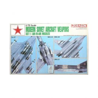 Modern Soviet Aircraft Weapons - Set 1: Air-to-Air Missiles