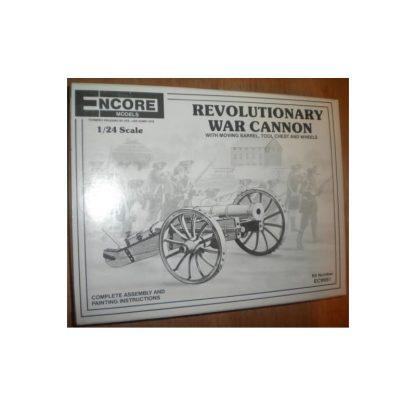 Revolutionary War Cannon