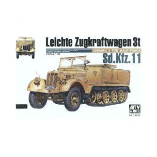 Sd.Kfz.11 Leichter Zugkraftwagen 3t