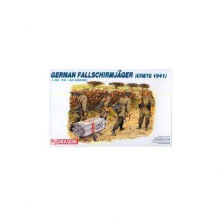 German Fallschirmjäger (Crete 1941)