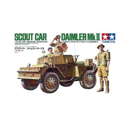 Scout Car Daimler Mk.II