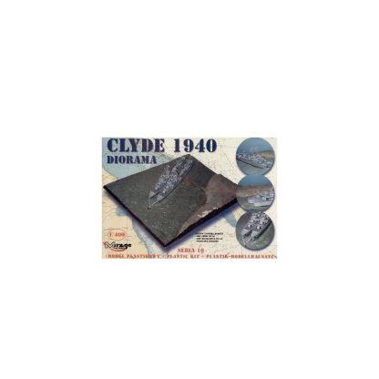 CLYDE 1940 - Diorama