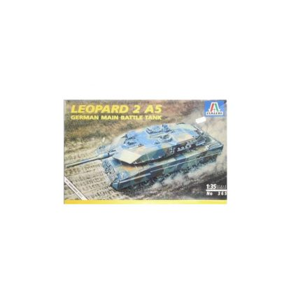 Leopard 2 A5 - German Main Battle Tank