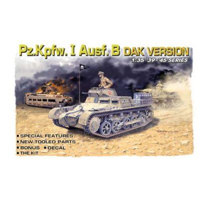 Pz.Kpfw. I Ausf. B DAK Version