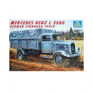 Mercedes Benz L 3000 - German Standard Truck