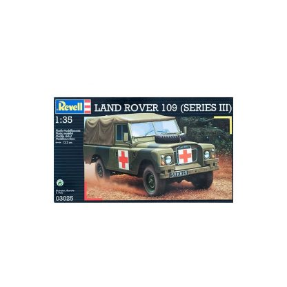 Land Rover 109 (Series III)