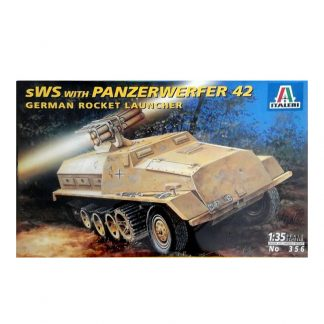 sWS with Panzerwerfer 42