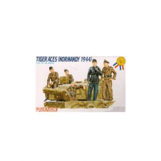 Tiger Aces (NORMANDY 1944) (w/ Michael Wittmann)