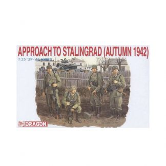 Approach to Stalingrad (Autumn 1942)