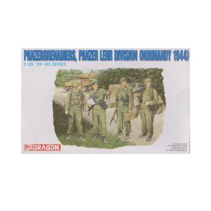 Panzergrenadiers, Panzer Lehr Division (Normandy 1944)