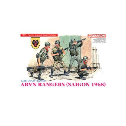 ARVN Rangers (Saigon 1968)