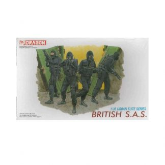 Urban Elite Series British S.A.S.