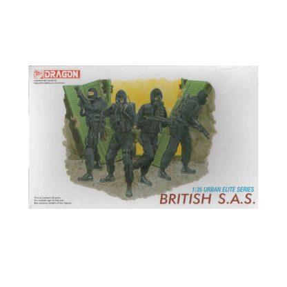 Urban Elite Series British S.A.S.