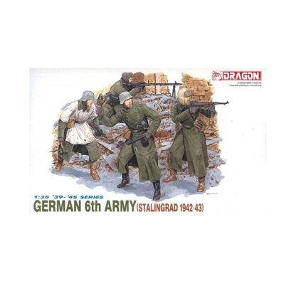 German 6th Army (Stalingrad 1942-43)