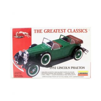 The Greatest Classics 1932 Lincoln Phaeton