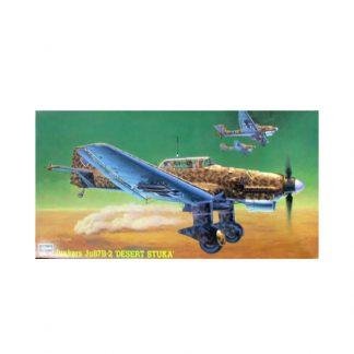 Junkers Ju 87B-2 Stuka (Desert Stuka)