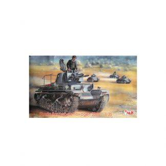 Skoda Panzerbefehlswagen 35(t)