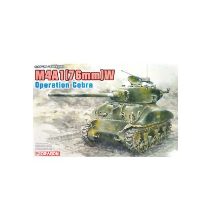 M4A1(76mm)W - Operation Cobra