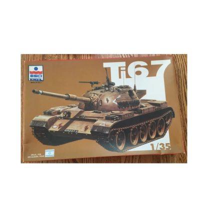 Ti 67 Israeli Tank (T-55B-M)