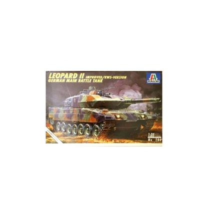 Leopard II (Improved/KWS Version German Main Battle Tank)