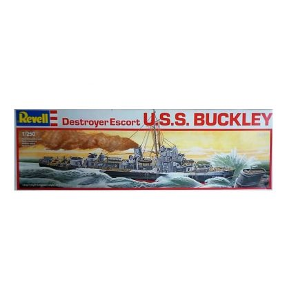 Destroyer Escort U.S.S. Buckley DE-51