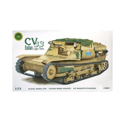 CV33 - Italian Light Tank