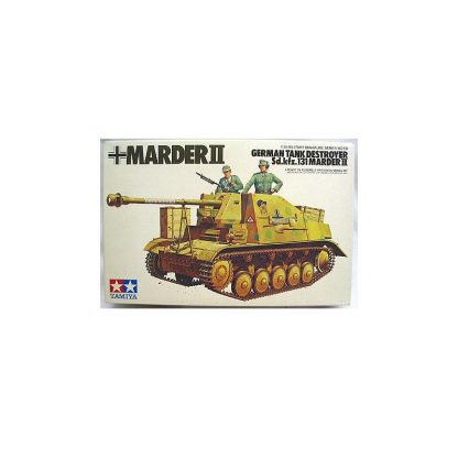 Marder II - German Tank Destroyer Sd.kfz.131