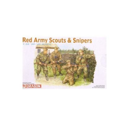 Red Army Scouts & Snipers