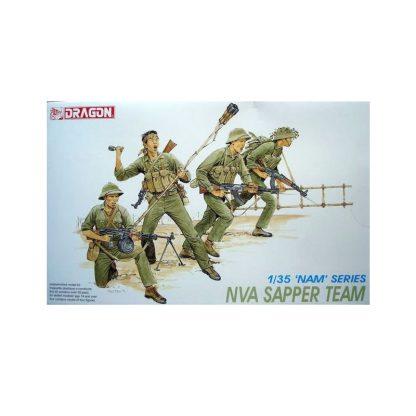 NVA Sapper team