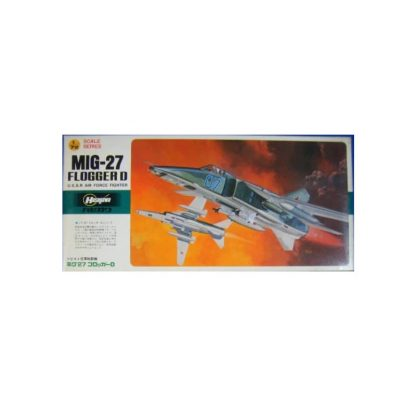 MiG-27 Flogger D - U.S.S.R Air Force Fighter