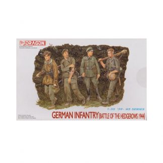 German Infantry (Battle of the Hedgerows 1944)