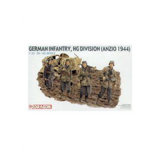 German Infantry, HG Divison (Anzio 1944)